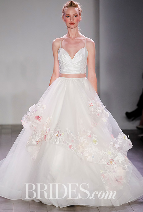 Hayley Paige Spring 2016 The One Bride Guide