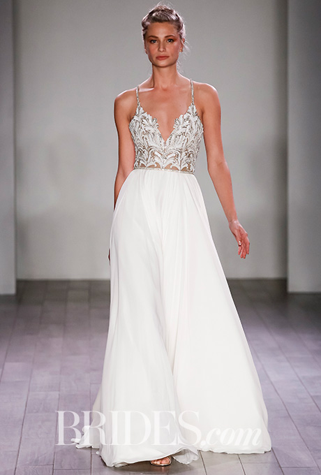 Hayley paige spring 2016 the one bride guide for Hayley paige wedding dresses