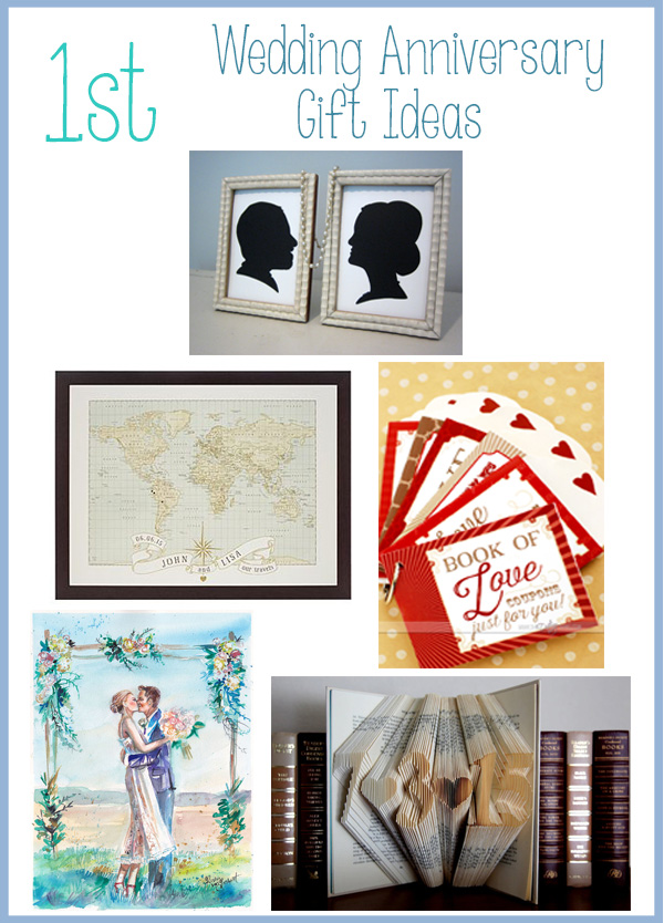 Traditional Wedding Gifts Year 5 : Not So Traditional Wedding Anniversary Gifts: Years 1-5 - The One ...