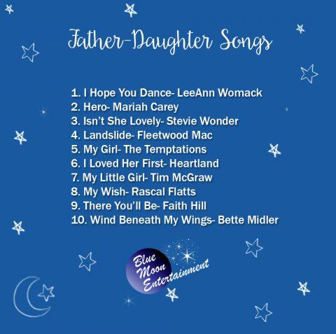 fatherdaughterweddingsongs