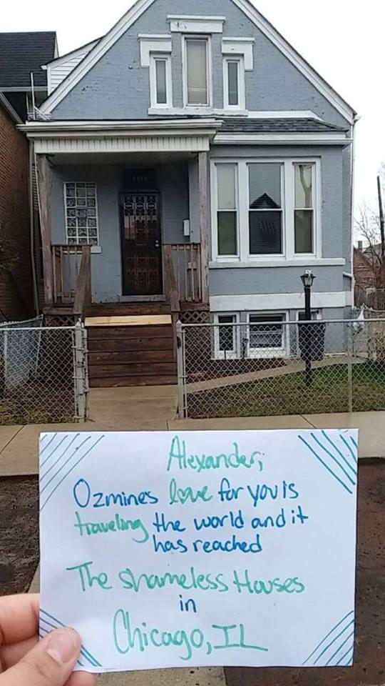 shameless house